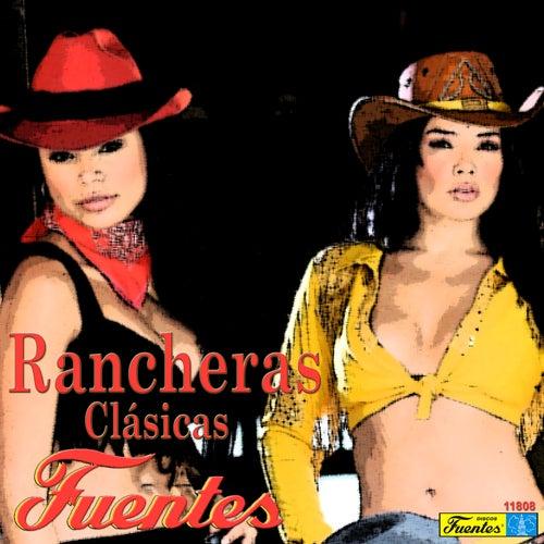 Rancheras Clásicas Fuentes by Various Artists