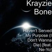 I Don't Wanna Die (Haven't Served My Purpose) [What's Goin' Mix] [feat. Ne-Yo] - Single by Krayzie Bone