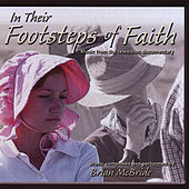 In Their Footsteps of Faith by Brian McBride