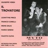 Verdi: Il trovatore (1961) de Leontyne Price