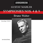 Mahler: Symphonies Nos. 4, 5 & 9 (Live) by Various Artists