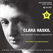 Clara Haskil plays Mozart Piano Concertos von Various Artists