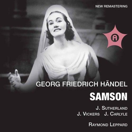 Samson by Jon Vickers