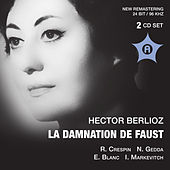 Berlioz: Le damnation de faust (1959) de Nicolai Gedda