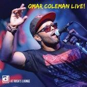 Live! de Omar Coleman