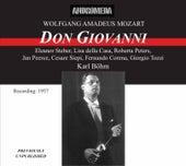 Mozart: Don Giovanni, K527 de Various Artists