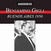 Beniamino Gigli (Buenos Aires 1950) by Various Artists