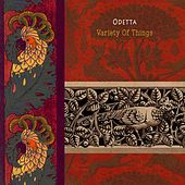 Variety Of Things by Odetta