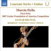 Guitar Recital: Dylla, Marcin - RODRIGO, J. / TANSMAN, A. / MAW, N. / PONCE, M. by Marcin Dylla