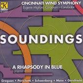 CINCINNATI WIND SYMPHONY: Soundings von Various Artists