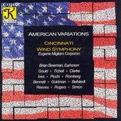 CINCINNATI WIND SYMPHONY: American Variations von Various Artists