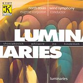 NORTH TEXAS WIND SYMPHONY: Luminaries von Various Artists