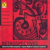 NORTH TEXAS WIND SYMPHONY: Retrospectives von Various Artists