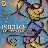NORTH TEXAS WIND SYMPHONY: Poetics von Various Artists