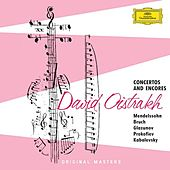 David Oistrakh - Concertos and Encores by Various Artists