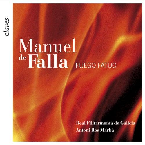 El Sombrero De Tres Picos / El Fuego Fatuo by Marisa Martins