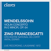Francescatti : Mendelssohn de Zino Francescatti