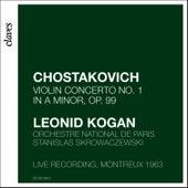 Leonid Kogan: Chostakovich 1 by Leonid Kogan