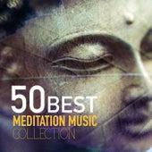 50 Best Meditation Songs Collection - Oasis of Deep Relaxation, Zen Music Garden de Meditation Music