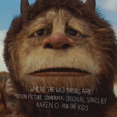 Where The Wild Things Are Motion Picture Soundtrack:  Original Songs By Karen O And The Kids (w/ Booklet) de Karen O