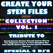 Create Your Stem Files (Special Remix and Instrumental Sound Tracks) [Tribute to David Guetta-Calvin Harris Etc.] de Express Groove