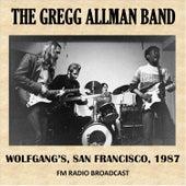 Live at Wolfgang's, San Francisco, 1987 (FM Radio Broadcast) de Gregg Allman