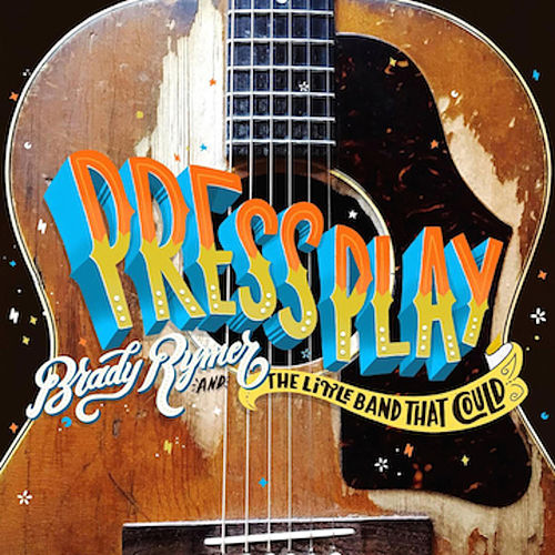 Press Play by Brady Rymer