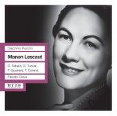 Puccini: Manon Lescaut (1959) de Renata Tebaldi