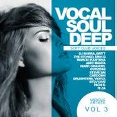 Soft Club Voices, Vol.3: Vocal Soul Deep - EP de Various Artists