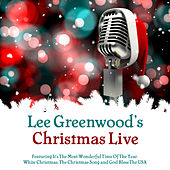 Lee Greenwood's Christmas (Live) de Lee Greenwood