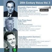20th Century Voices, Vol. 3 de Various Artists