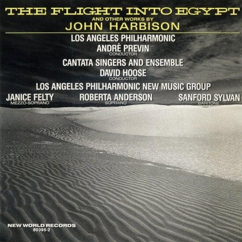 John Harbison: Flight Into Egypt by Various Artists