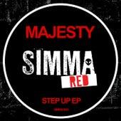 Step Up - Single by Majesty