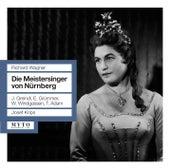 Wagner: Die Meistersinger von Nürnberg by Josef Greindl