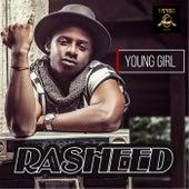 Young Girl by Rasheed