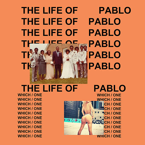 The Life Of Pablo von Kanye West