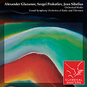 Orchestral Works de Various Artists