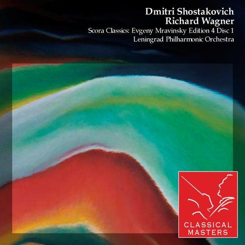 Scora Classics: Evgeny Mravinsky Edition 4 Disc 1 by Various Artists