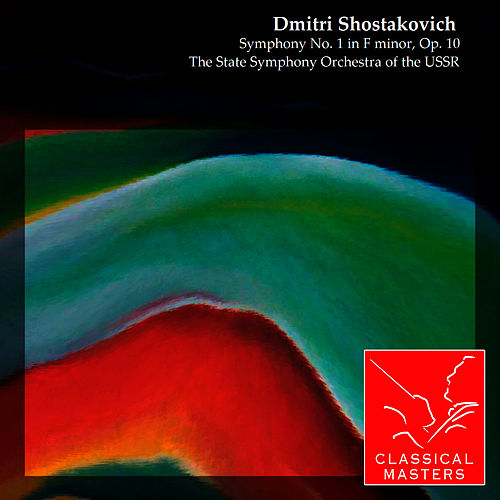 Symphony No. 1 in F minor, Op. 10 by State Symphony Orchestra of the USSR