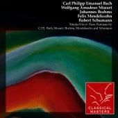 Nikolai Petrov: Piano Fantasies By C.P.E. Bach, Mozart, Brahms, Mendelssohn and Schumann von Nikolai Petrov (piano)