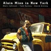 Alain Mion in New York de Alain Mion