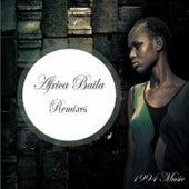 Africa Baila Remixes de Harvy Valencia