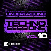 Underground Techno Sessions, Vol. 10 - EP von Various Artists
