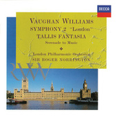 Vaughan Williams: Symphony No.2; Tallis Fantasia; Serenade To Music by Roger Norrington