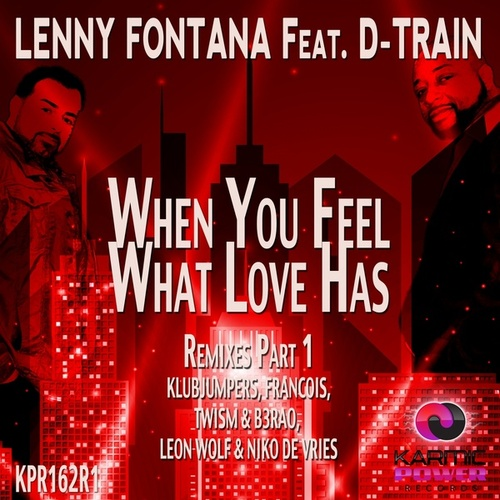 When You Feel What Love Has (Remixes, Pt. 1) von Lenny Fontana