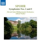 Spohr: Symphonies Nos. 1 & 5 von Slovak Philharmonic Orchestra