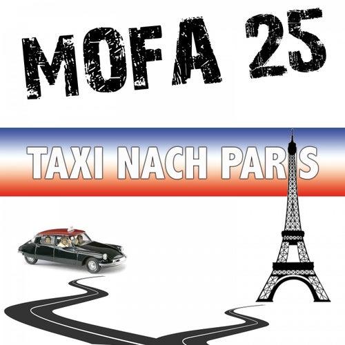 Taxi nach Paris von Mofa 25