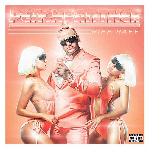 Peach Panther by Riff Raff