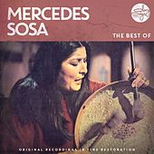 The Best Of by Mercedes Sosa