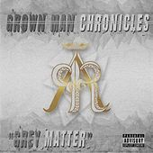 Grown Man Chronicles Grey Matter by dC